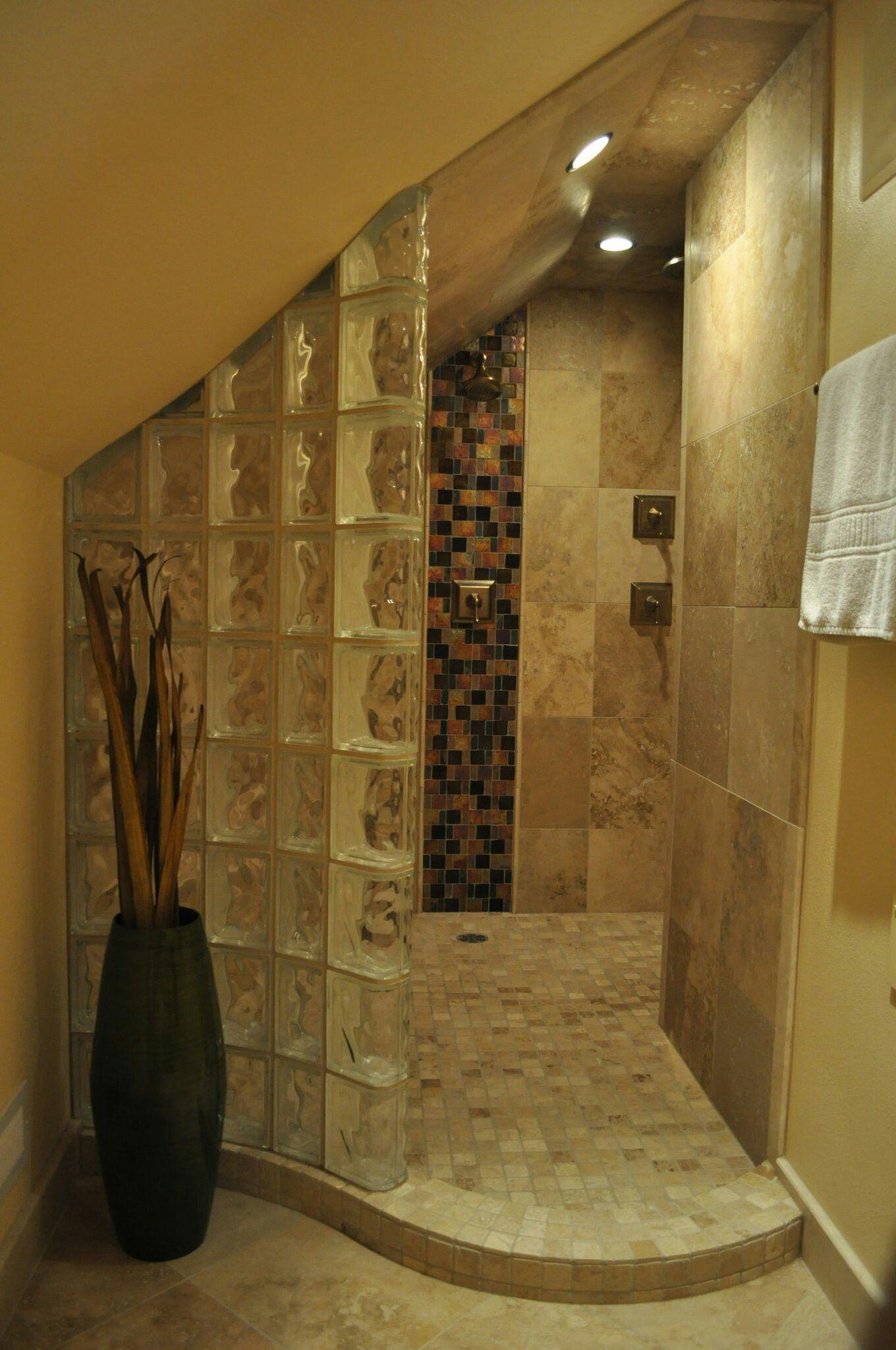 Douche Salle De Bain Idee Deco Bricolage Remodeler Invite