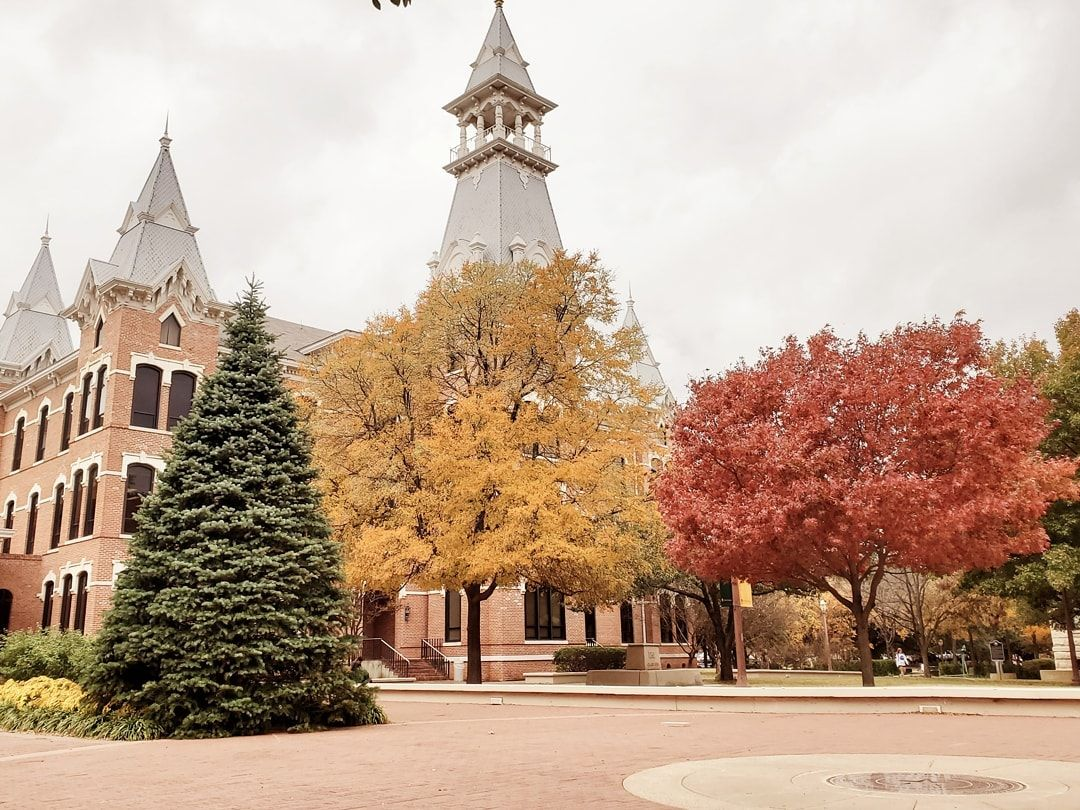 Baylor in the Fall Most beautiful universities in Texas