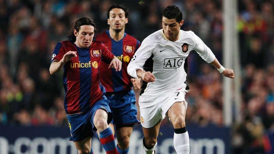 Todos Los Enfrentamientos Entre Lionel Messi Y Cristiano Ronaldo