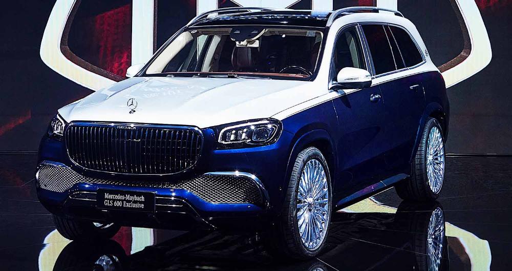 مرسيدس مايباخ جي أل أس 600 الجديدة بالكامل 2021 أهلا وسهلا بالفخامة الالمانية المطلقة موقع ويلز Mercedes Maybach Maybach Suv Car