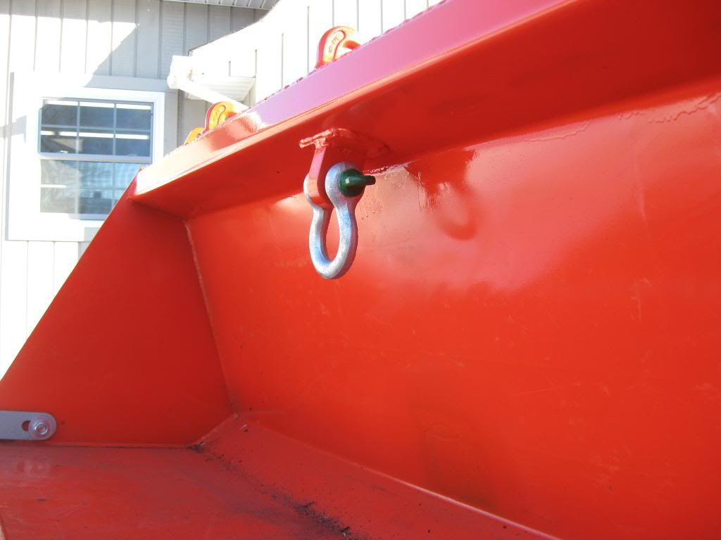 Advice on bucket hooks - Page 4 | Tractors in 2019 | Tractor