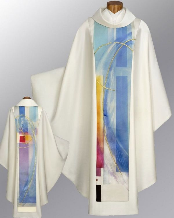 Preacher Wedding Altar: WEDDING Clergy Stole Pastor Stole Vestment White