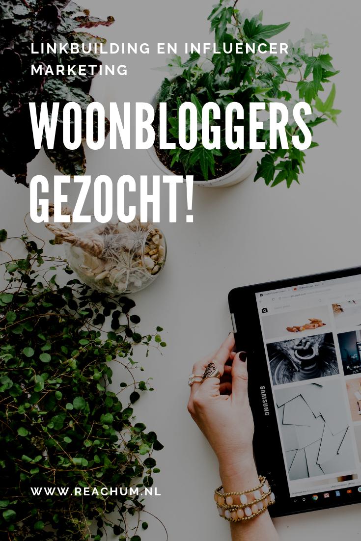 Woonbloggers Gezocht Betaald Bloggen Geld Verdienen Met Bloggen