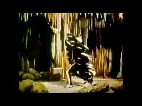 1907 - The Red Spectre - SEGUNDO DE CHOMON - Le spectre rouge Satan #segundo #film #movie #halloween #youtube