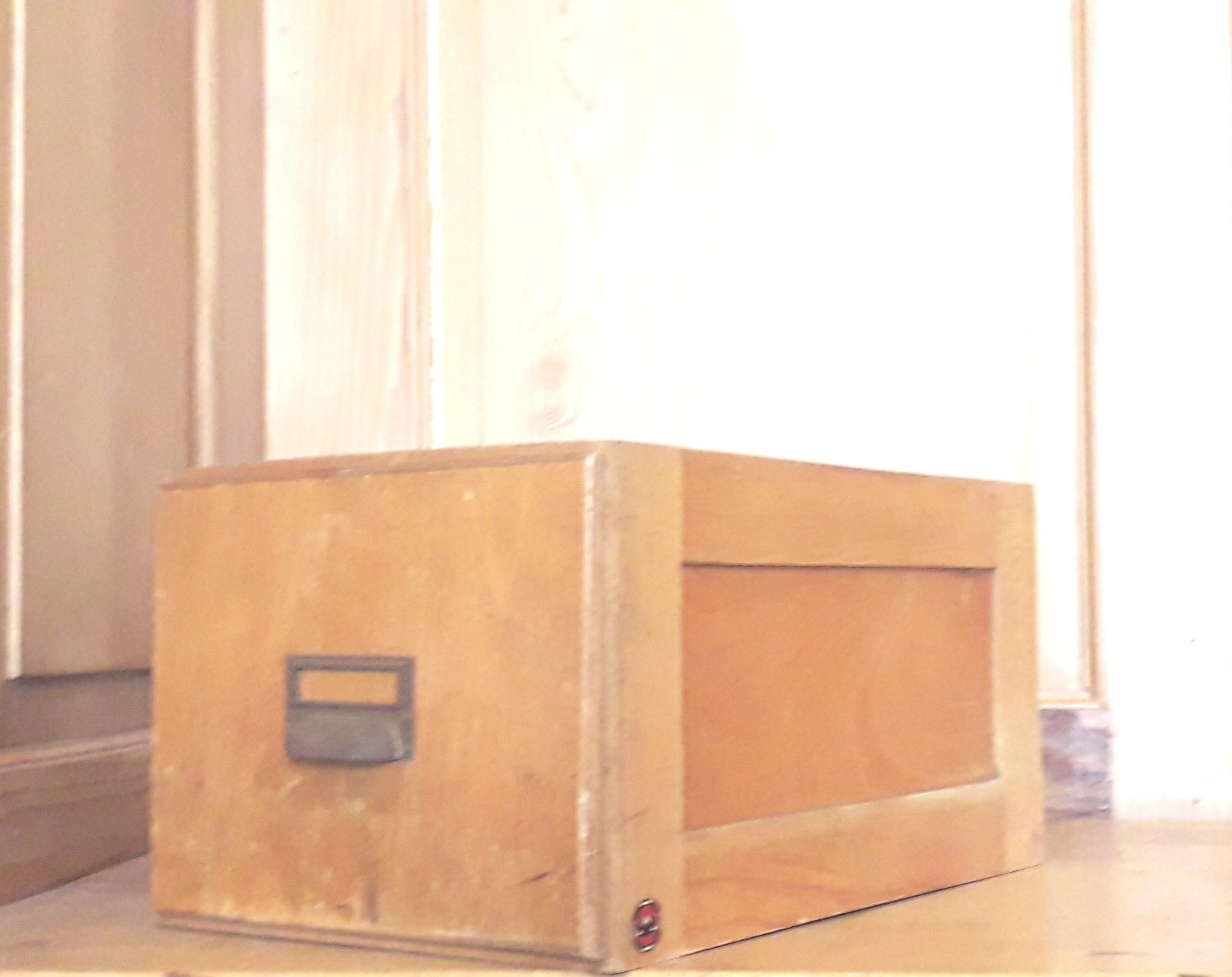 Apotheker Schubladen Bauhausstil Bibliothekskatalog Aktenschrank Vintage Decor Furniture Home Decor