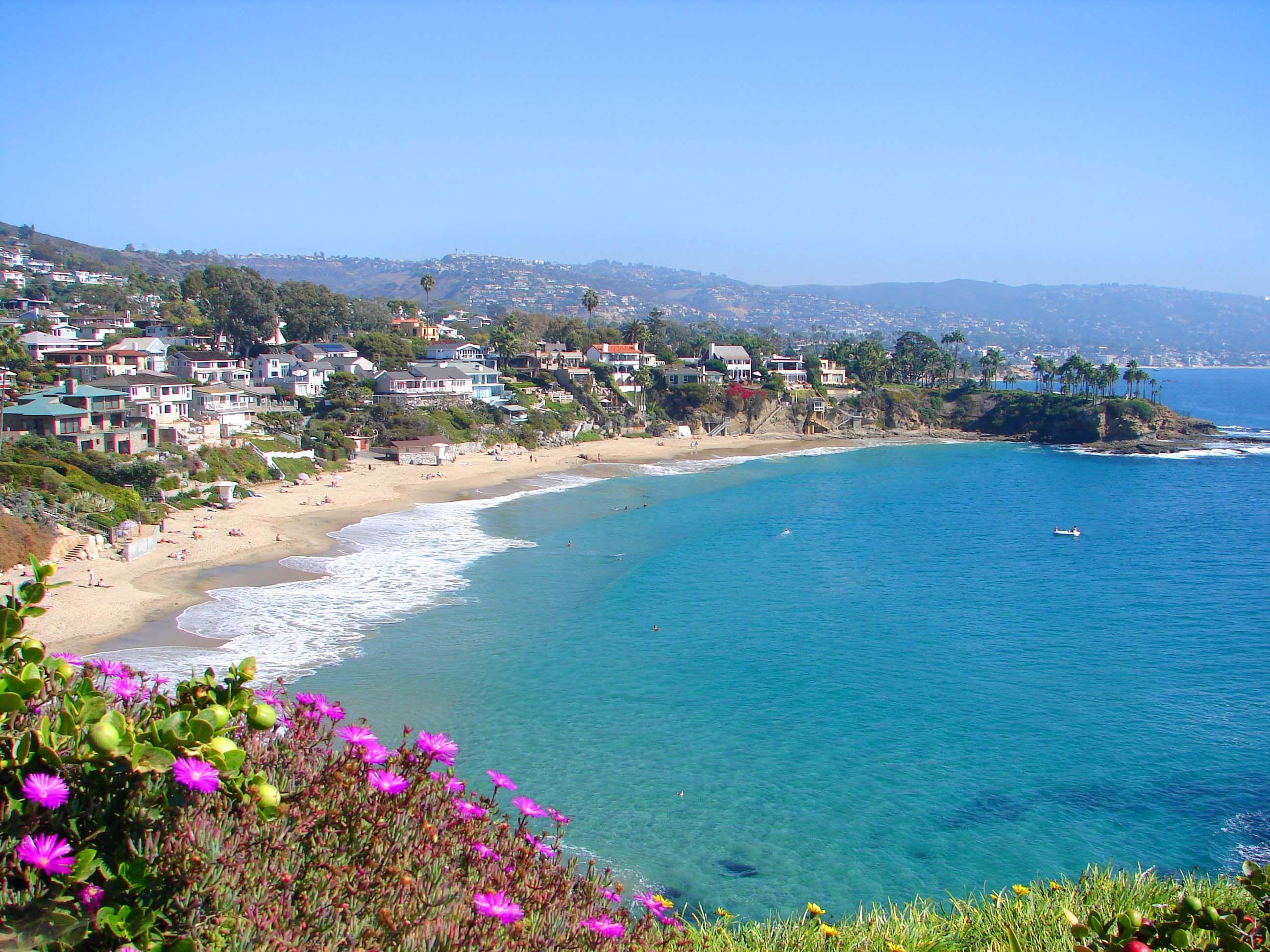 Outdoors In Newport Beach California