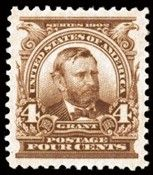 United States Stamp Values - 1901-1907 Regular and Commemorative Issues