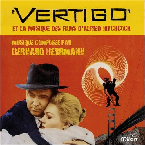 Bernard Herrmann Vertigo and Music From the Films of Alfred Hitchcock (banda sonora)