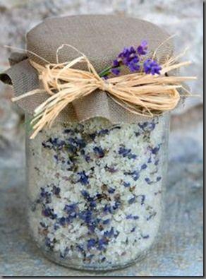 recette sels de bains lavande bricolage pinterest recette sels de bain sels de bain et. Black Bedroom Furniture Sets. Home Design Ideas