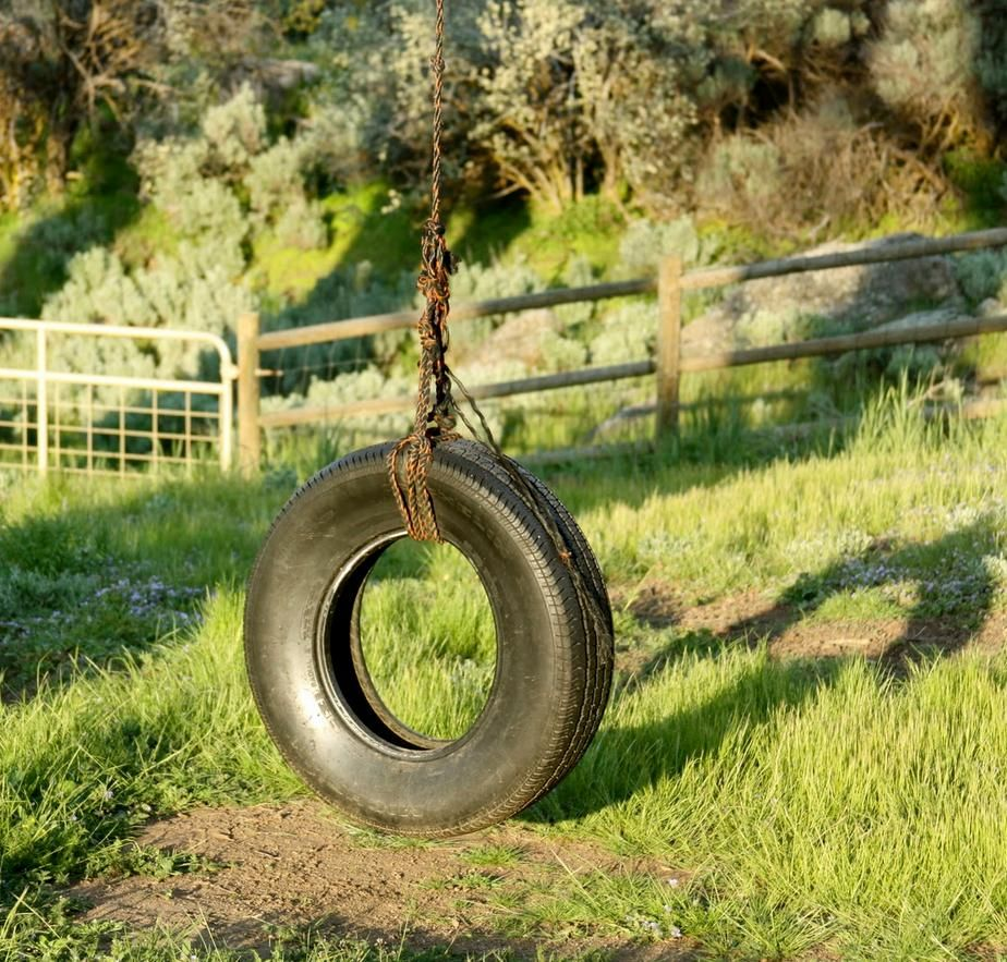 Pin by Michelle on SWING A LIL SWING FOR ME /1 Tire