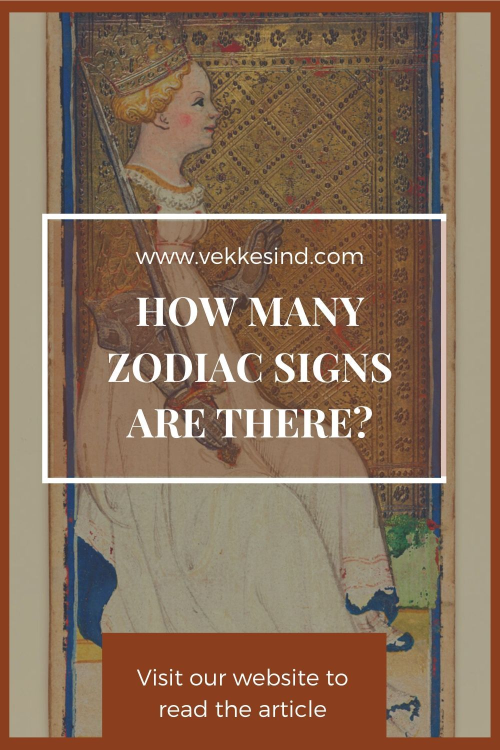 How Many Zodiac Signs Are There? | Vekke Sind