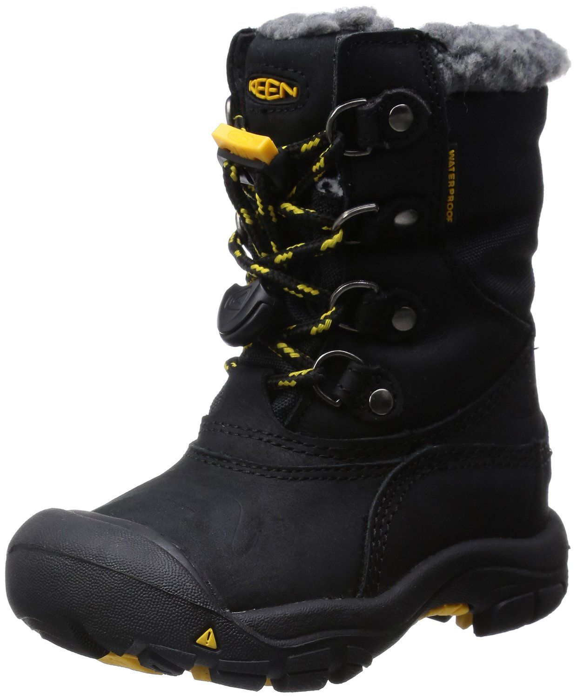 KEEN Basin WP Winter Boot (Toddler/Little Kid/Big Kid) When it