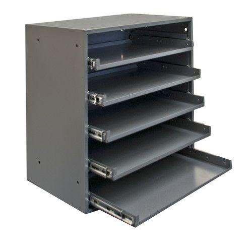 Durham MFG 307-95-D931 Drawer Cabinet 11-3//4x15-1//4x11-1//4 In