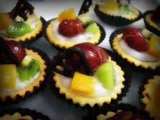 Resep Cara Membuat Kue Pie Buah Istimewa Catatan Membuat Kue Kue Tart Buah Makanan Kue