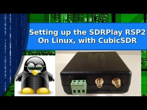 Ham Radio - Skywave Linux - preconfigured SDR and streaming