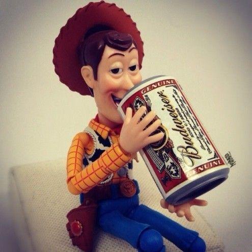 Woody, de Toy Story, tem intimidade revelada em série de ...