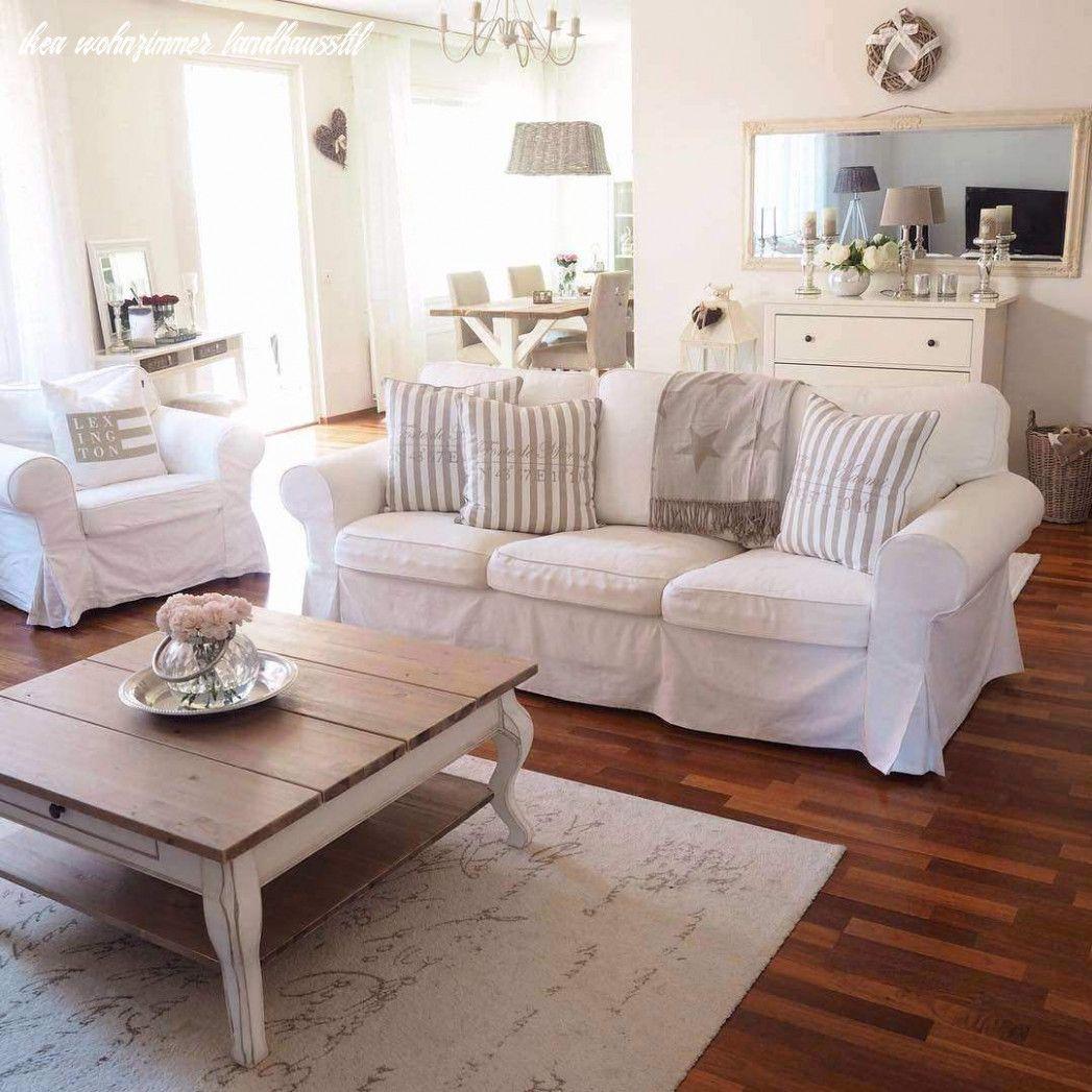 Landhausstil Ikea Wohnzimmer Ideen