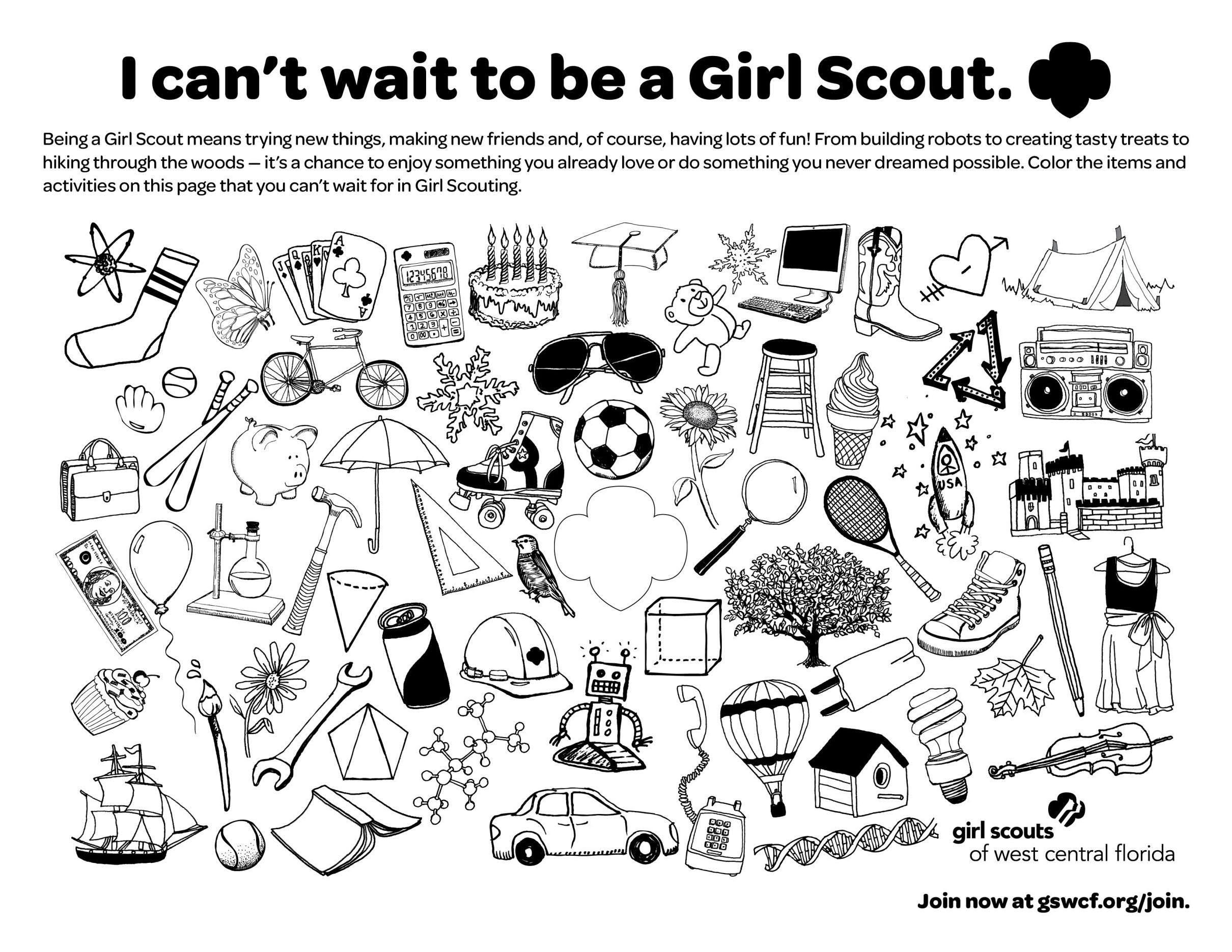Pin By Girl Scouts Of West Central Florida On I Can T Wait To Join Girl Scouts