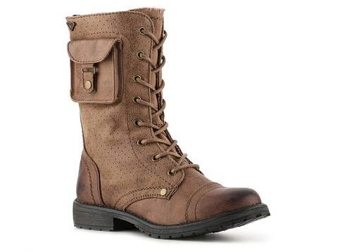 Roxy Seattle Combat Boot | DSW