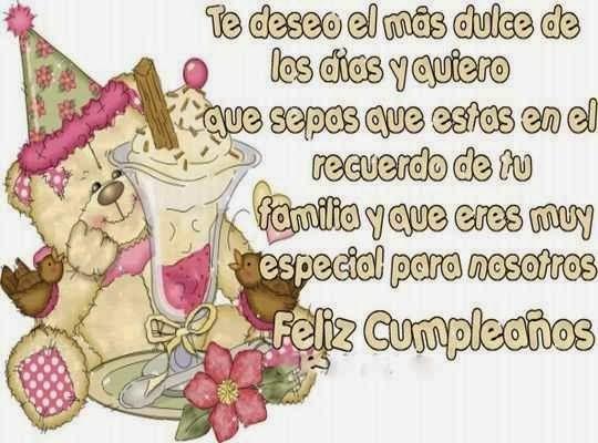 Para Alguien Muy Especial En Su Cumpleaños Mensajes De Cumpleaños Cumpleaños Felicitaciones Graciosas Frases De Cumpleaños