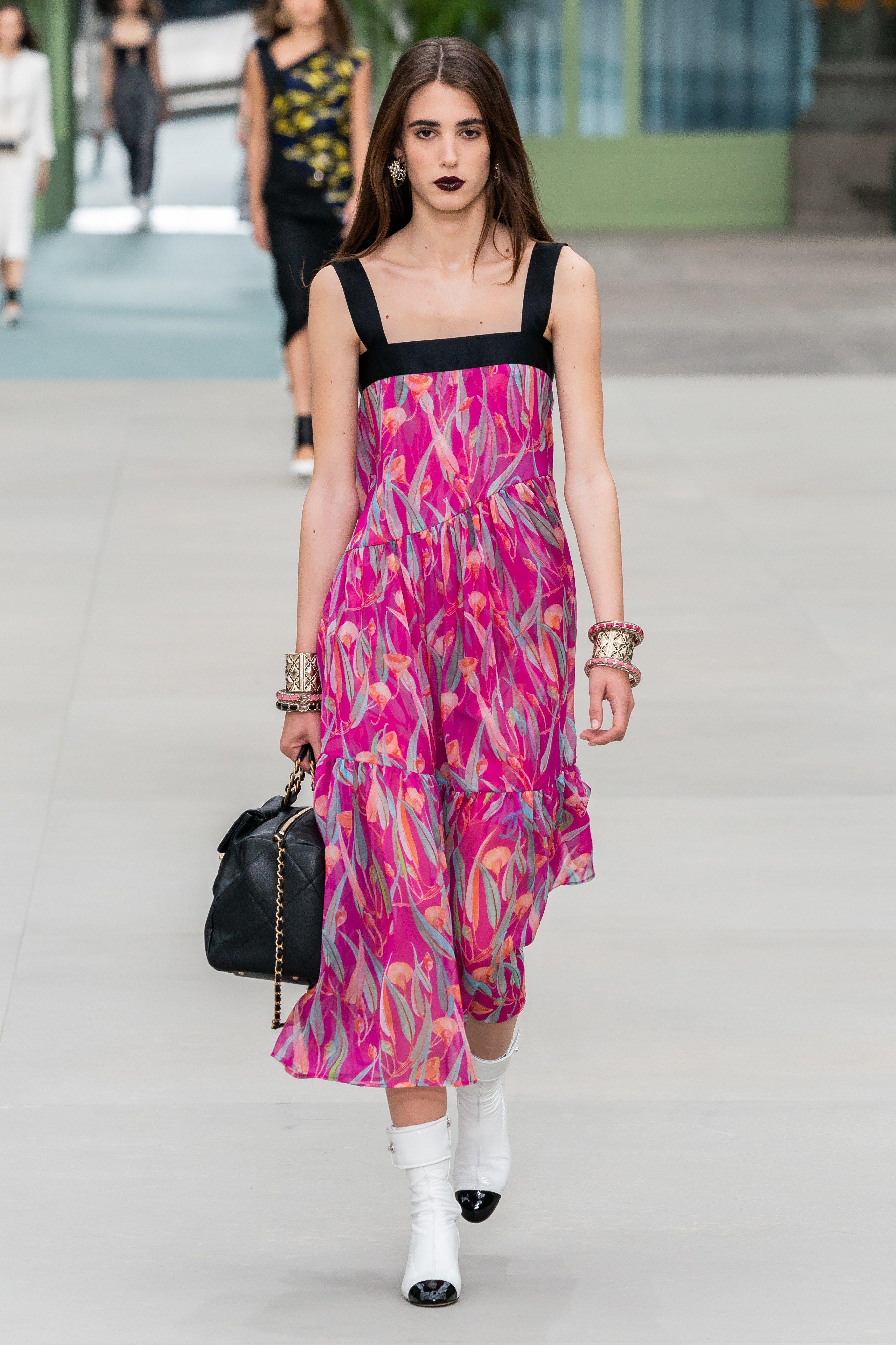 Chanel Resort 2020 Fashion Show Fashion, Chanel resort