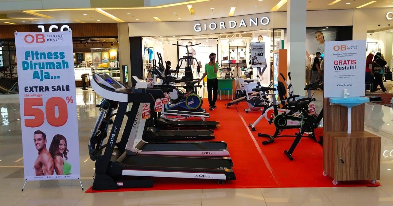 Jual Treadmill Terbaik Di Banda Aceh Treadmill Berlari Banda Aceh