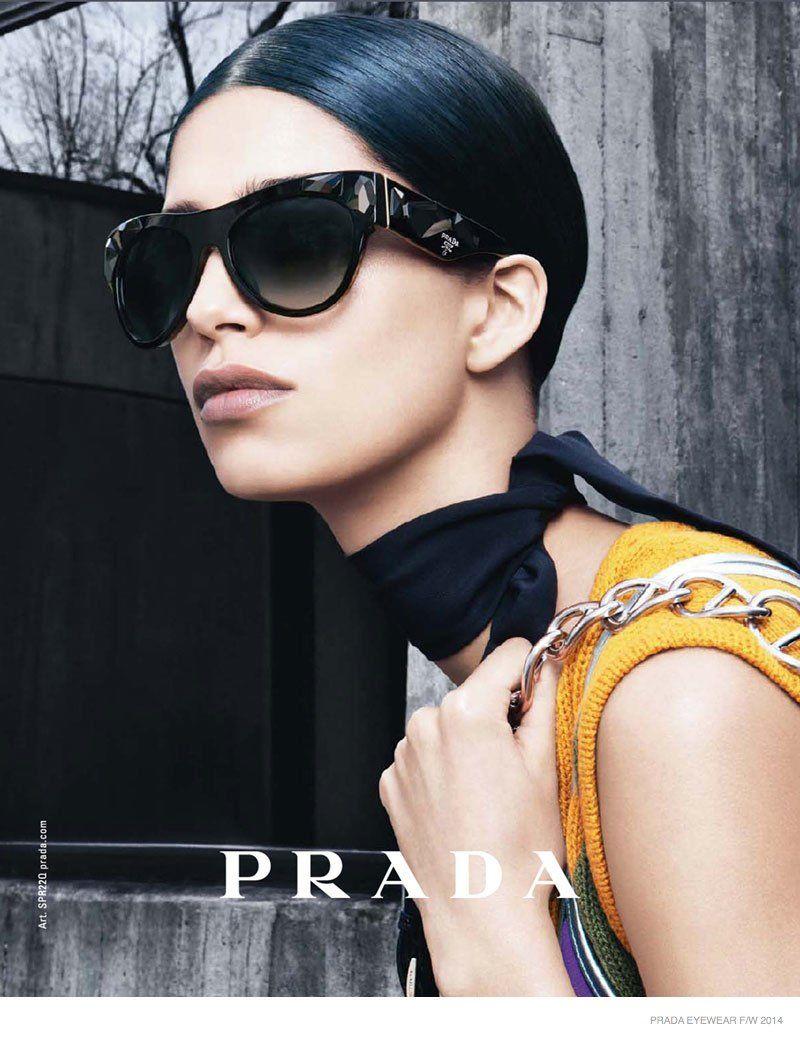 d3502e0fa7 Colección Eyewear Prada primavera-verano 2015 | arkitect | Lentes de ...