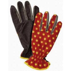 In de tuin werken zorgt voor vieze handen, maar niet met deze handschoen. Deze stylische perkhandschoen is bijzonder geschikt voor fijngevoelige tuinkarweitjes zoals bijvoorbeeld stekken, ompotten of verplanten. De slipvaste en stroeve binnenkant zorgt voor een optimale grip en het hoogste draagcomfort.  www.shopwiki.nl #perkhandschoen #handschoenen voor in de tuin