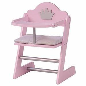 Roba 98034 Mobilier De Poupee Chaise Haut Chaise Haute Mobilier Chaise