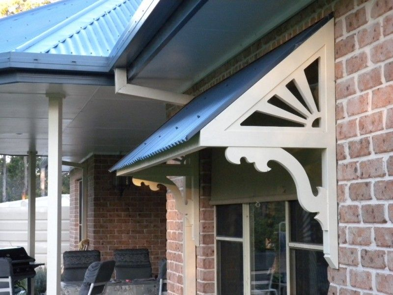 Federation Timber Awnings House Exterior In 2018 Pinterest