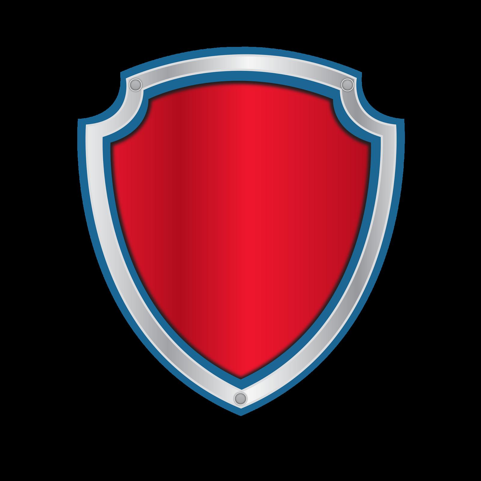 Alfabeto para escudos de paw patrol para imprimir gratis for Logos para editar
