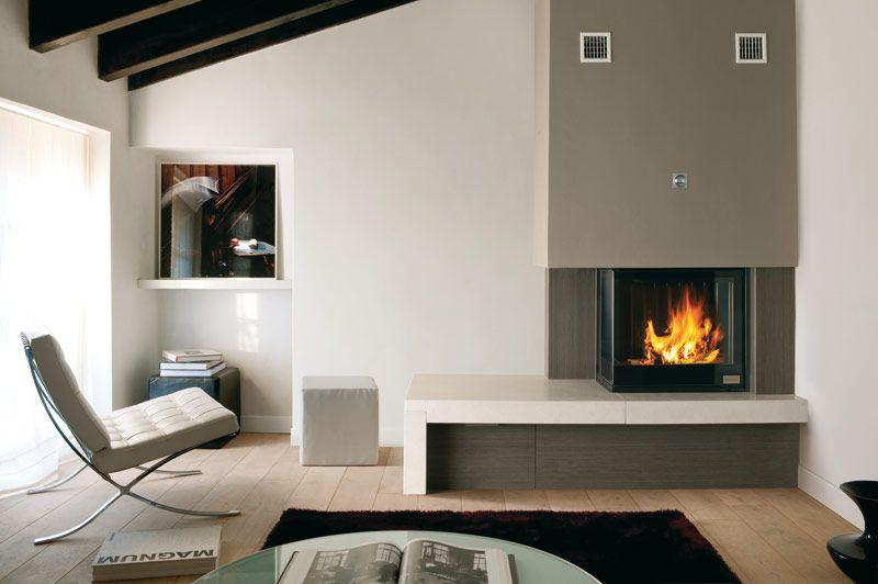 Mid Century Modern Fireplaces 10 Modern Corner Fireplace Design
