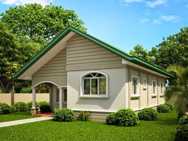 Thoughtskoto 15 Beautiful Small House Designs Simple Bungalow House Designs Bungalow House Design Small House Design Plans