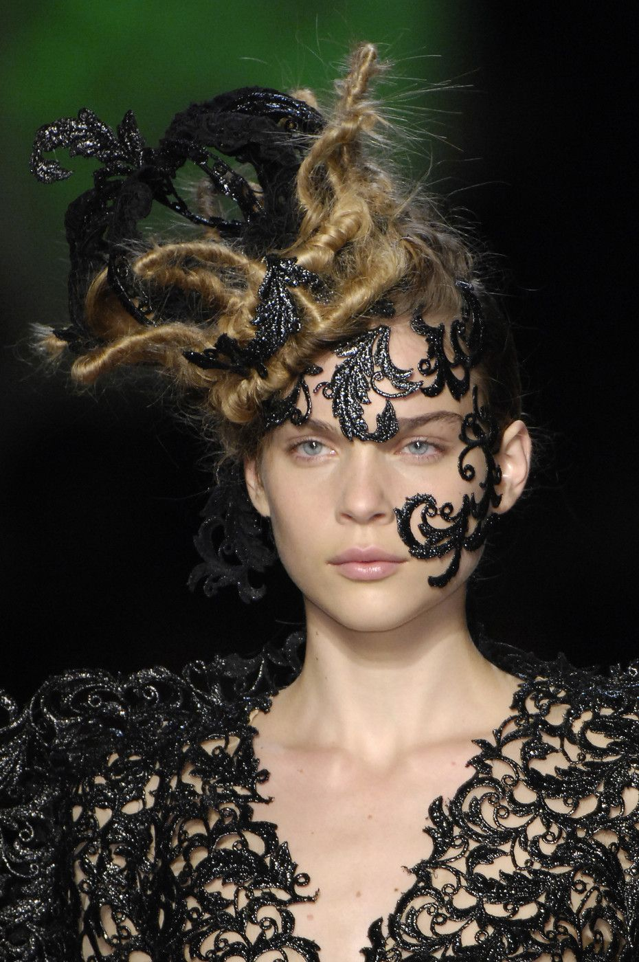 Jean Paul Gaultier at Couture Fall 2007