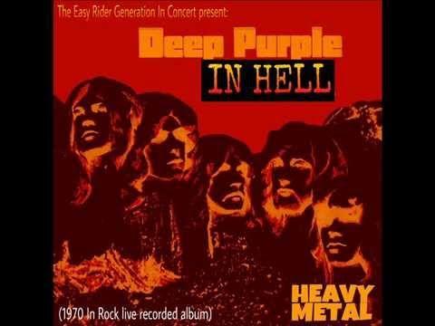 Pin On Deep Purple In Hell