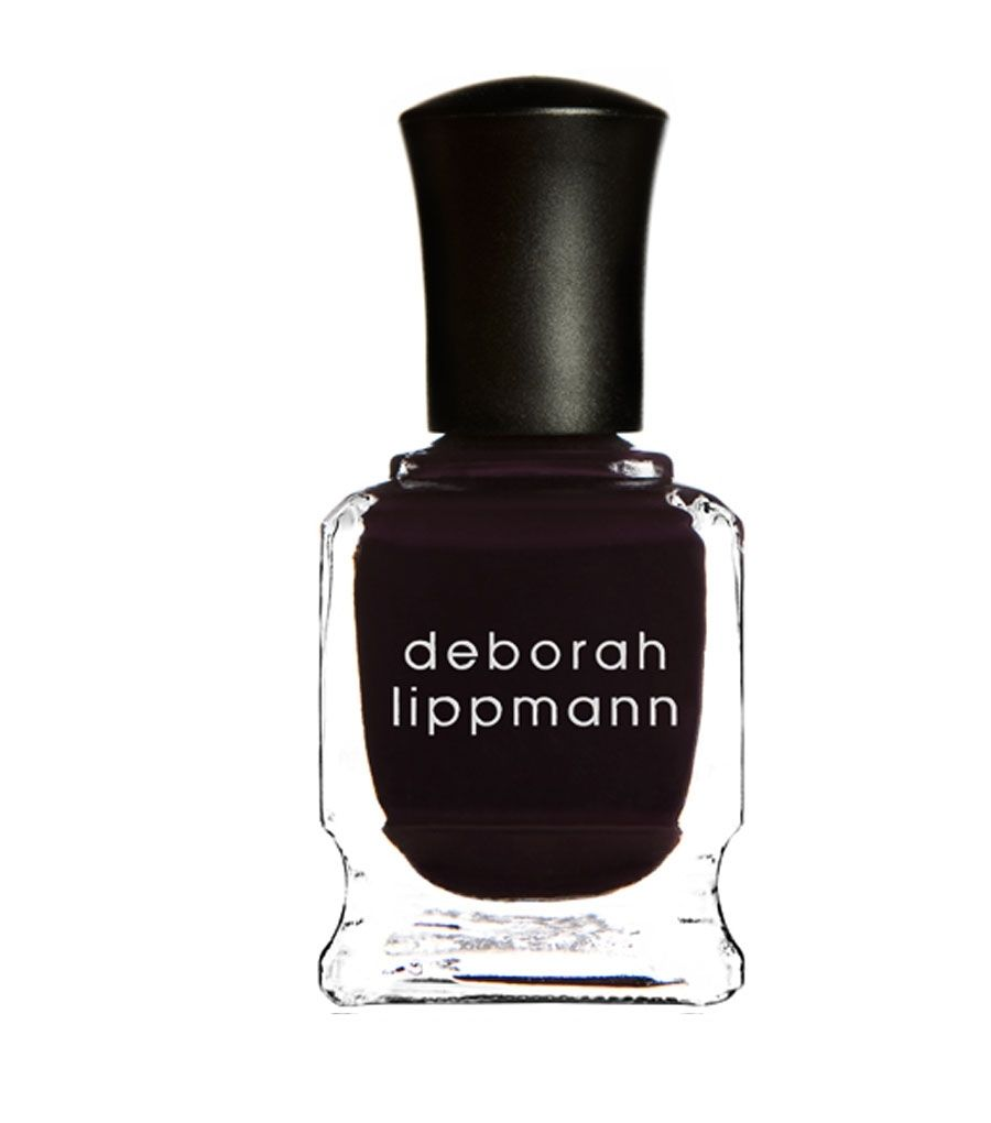 Deborah LippmannDark Side of The Moon nail polish.  Swoon.
