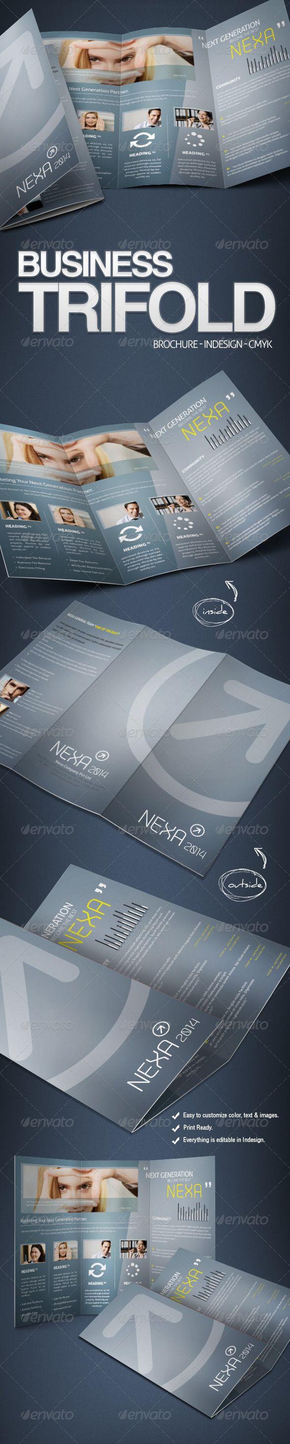 business tri fold brochure pinterest tri fold brochure tri fold