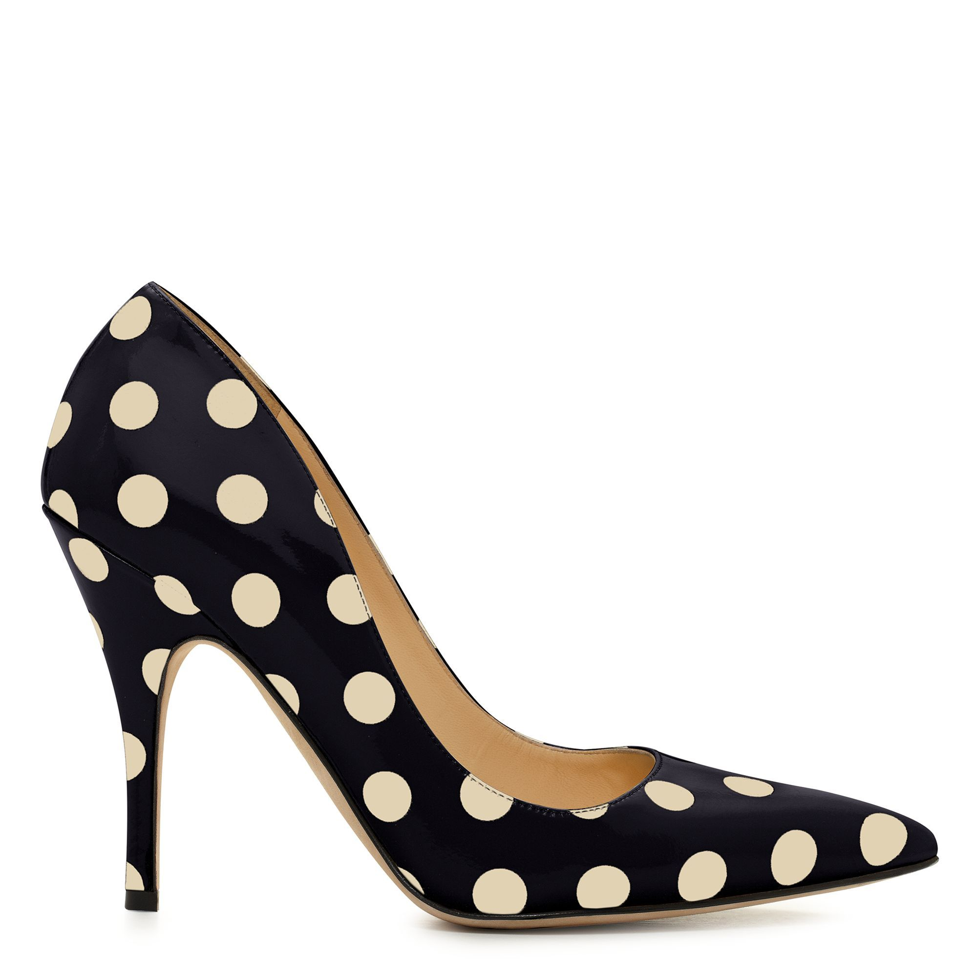 kate spade spotty heels