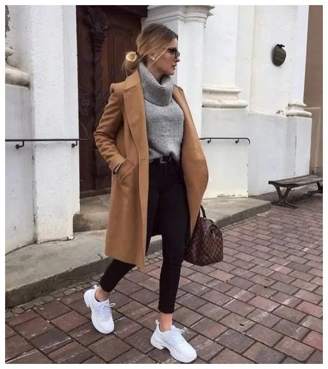 55+ Wunderschöne Herbstoutfits, die man nicht ignorieren kann »Home in Fashion   – Fall Outfits
