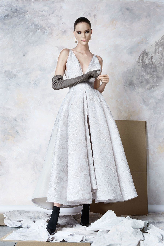 Maticevski fall readytowear fashion show the most pretty