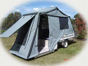 camper sites sell pop up tent