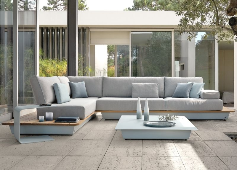 Beautiful Gardens, Garden Furniture, Lounges, Sun, Outdoor Living, Salons,  Fiber, Aba, Le Style Amazing Pictures