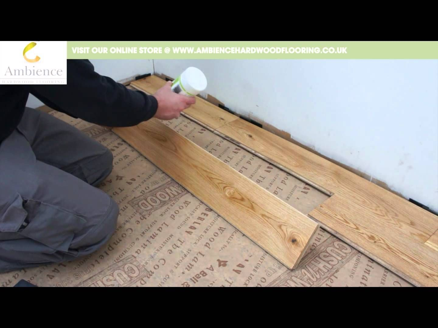 How to install engineered tongue groove flooring