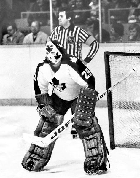 the best attitude 2b255 919e4 Mike Palmateer | Toronto Maple Leafs | NHL | Hockey ...