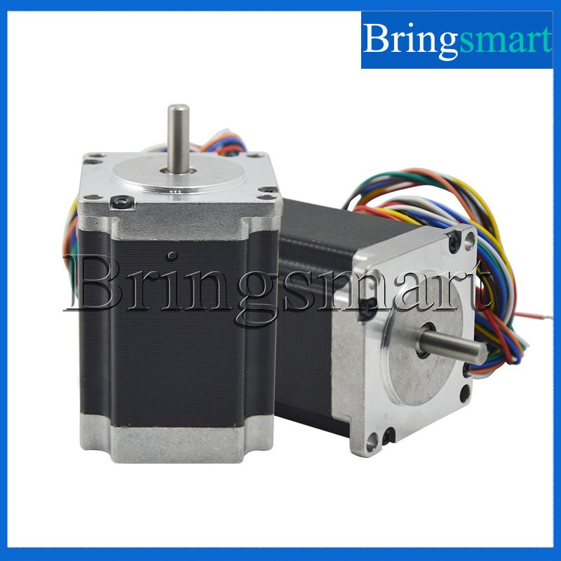 Bringsmart 57 Eight Lane Two Phase Stepper Motor With High Torque