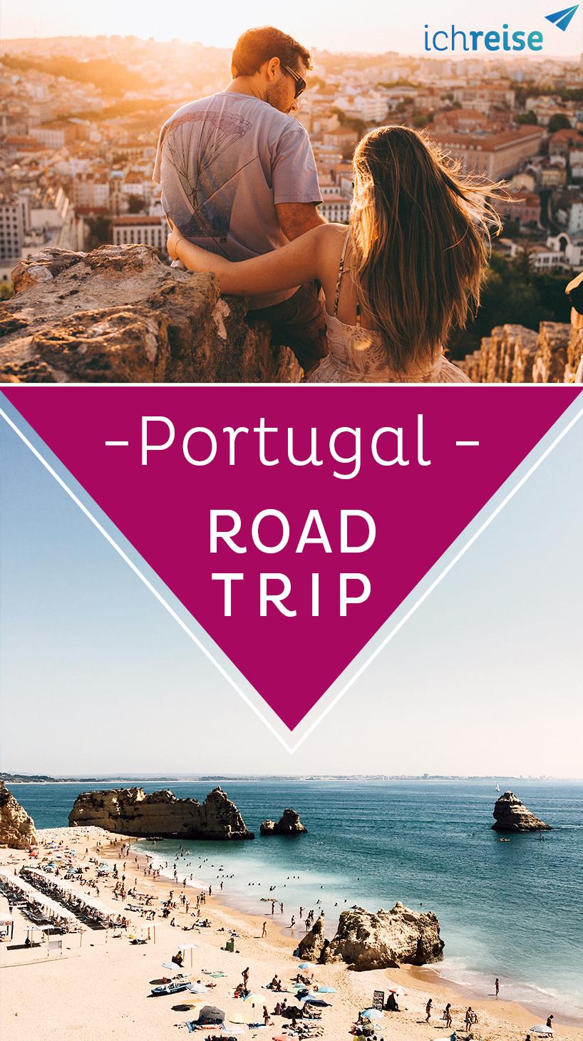 Wirklich schön und total leistbar: Dein Roadtrip durch Portugal #traveltoportugal
