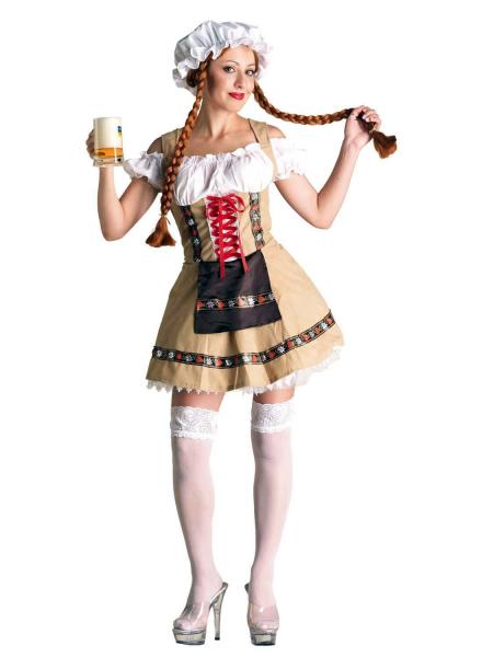 Sexy Oktoberfestkostüm