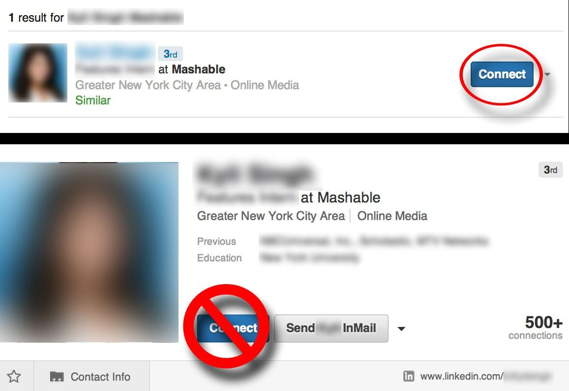 19+ How to add link to linkedin on resume Examples