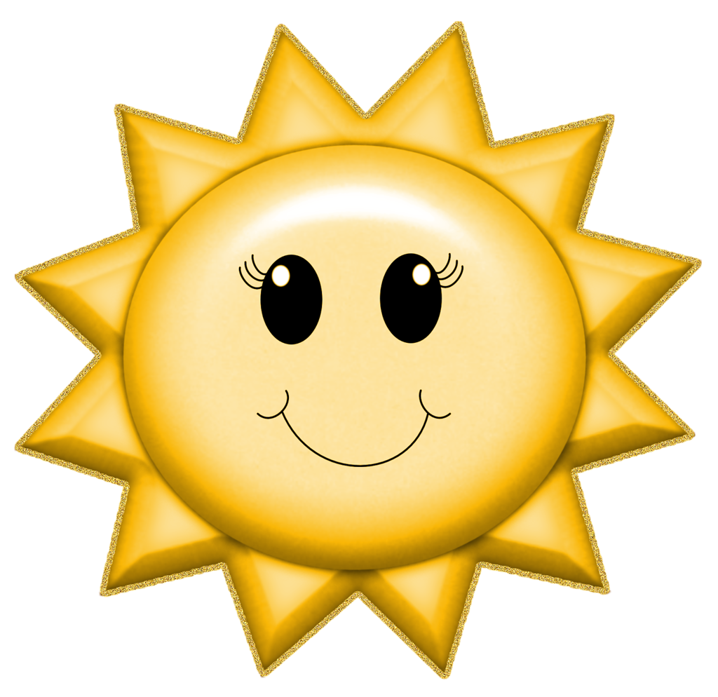 картинки для вырезания солнышко