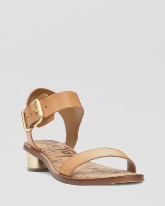 ce2119a9a Sam Edelman Open Toe Block Heel Sandals - Trina Bloomingdale s ...